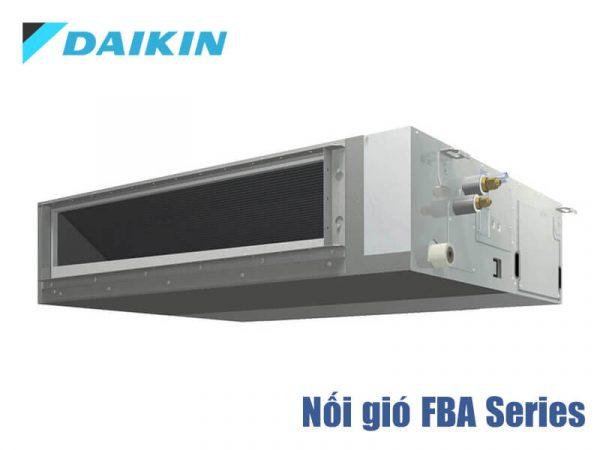 Điều hòa nối ống gió Daikin FBA Series
