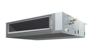 Điều hòa-Daikin-FBQ125EVE-RZQ125HAY4A nối gió 2 chiều inverter