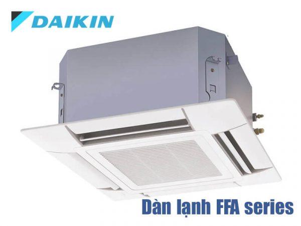 Dàn lạnh âm trần Multi Daikin FFA Series