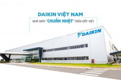 Tham quan nhà máy sản xuất điều hòa Daikin tại Việt Nam